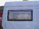 Mercedes Camper Van Window