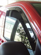 Vehicle Window Deflectors